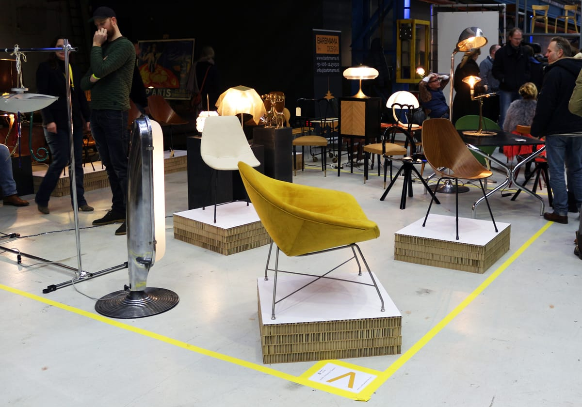 Design Icons Amsterdam 11 + 12 February 2017