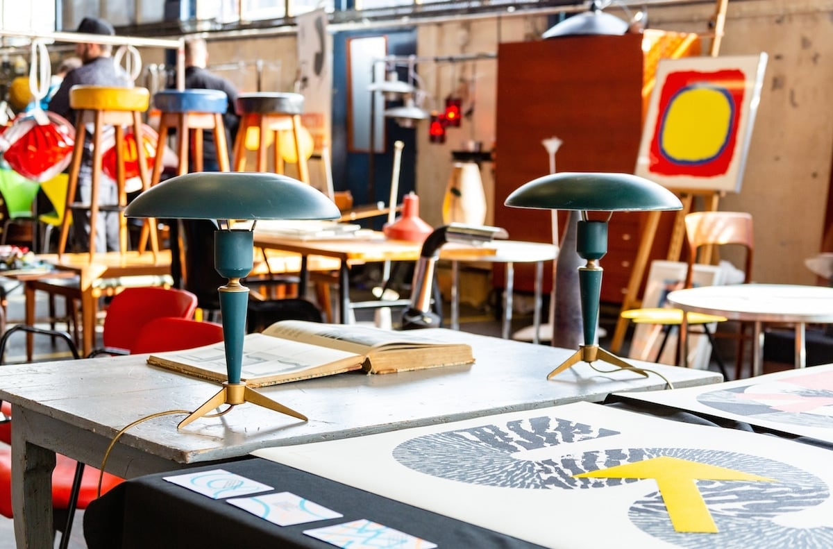 Impression of Design Icons Amsterdam